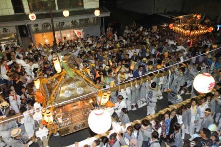 みこしパレード (1)